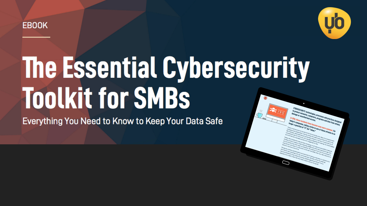 The essential Cyber security Toolkit for SMBs