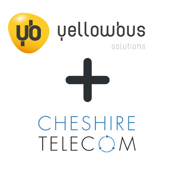 Yellowbus Solutions Ltd & Cheshire Telecom Ltd join forces in strategic partnership